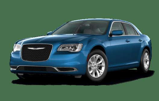 2021 Chrysler 300 Luxury Sedan | Chrysler Canada