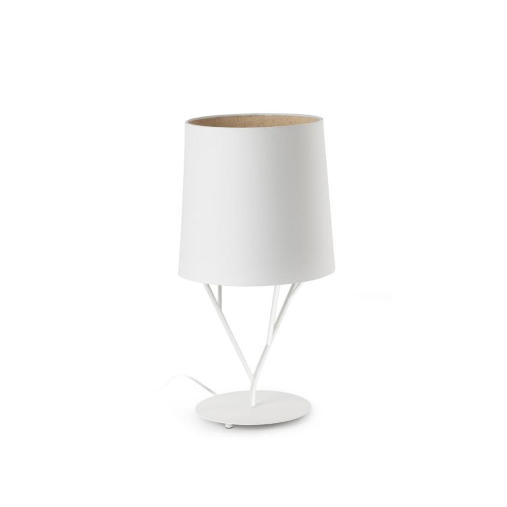 Lampe Design Abat Jour Blanc Luminaire Design Blanc