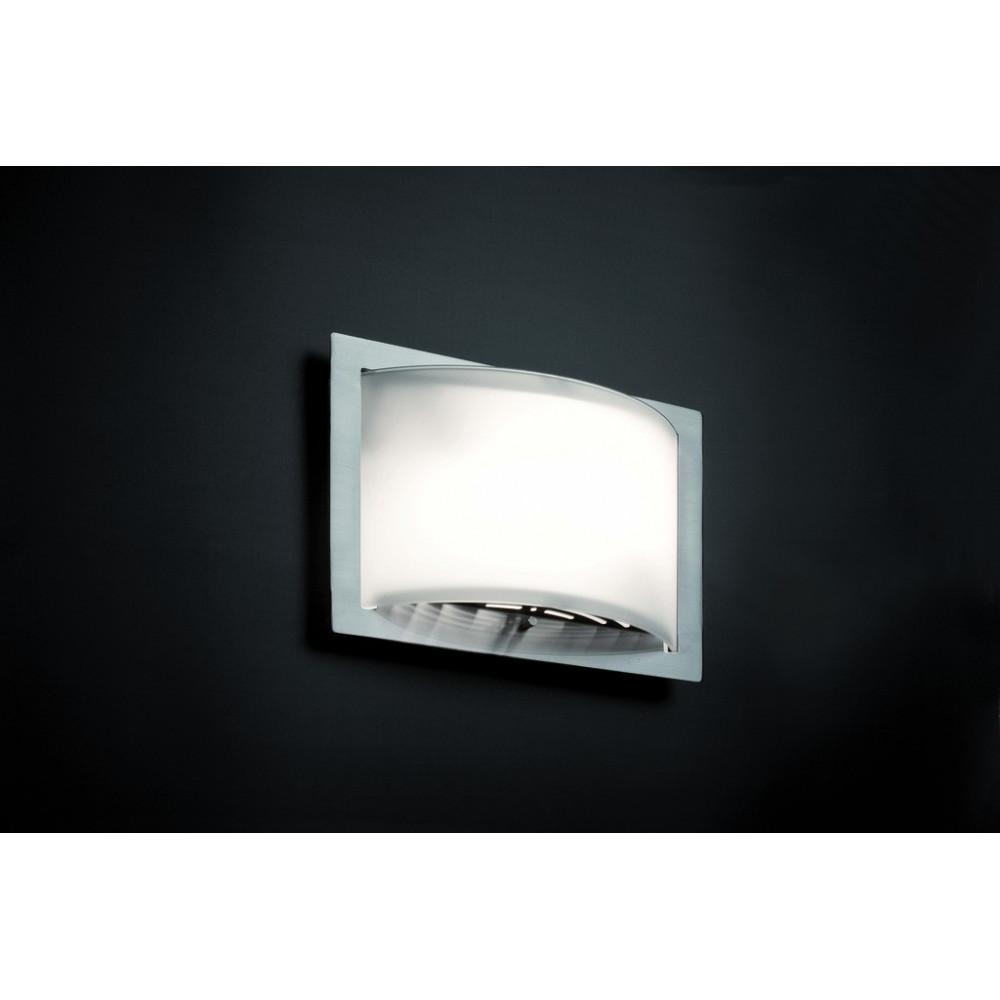 Applique Murale En Mtal Et Verre Luminaire Faro