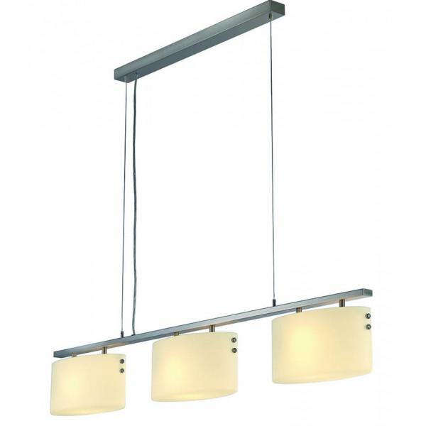 Suspension design triple en verre et métal idéale au ...
