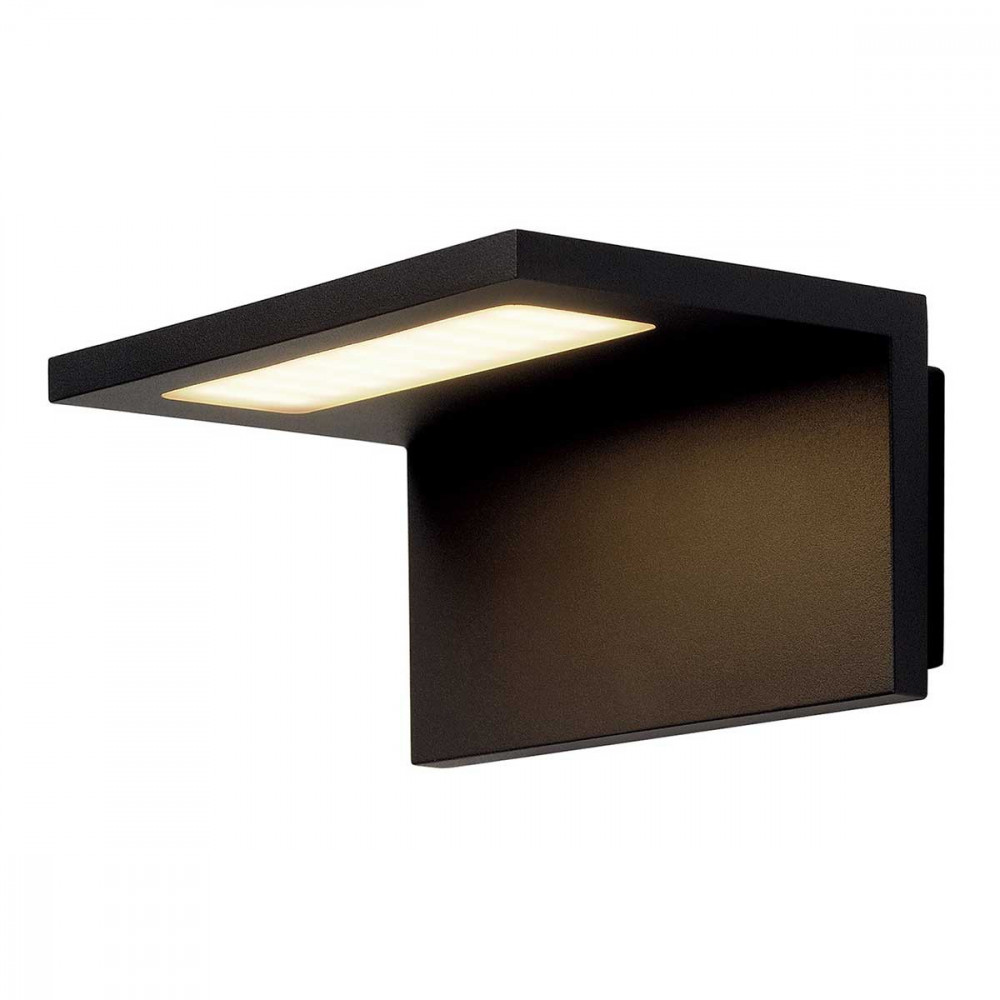 Applique Extrieure Grise LED Moderne Et Design En Alu