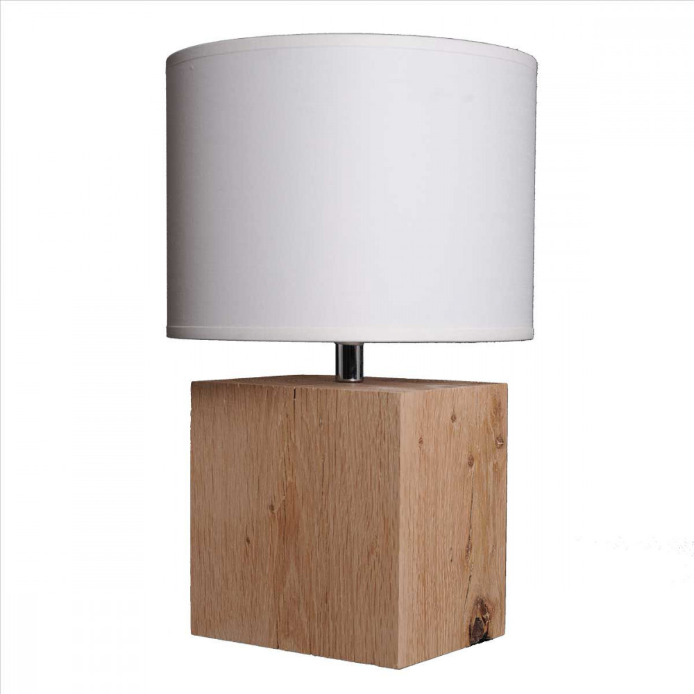 lampe de chevet nature