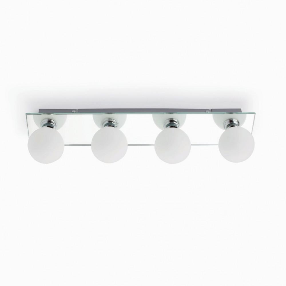 Luminaire Salle De Bain Miroir 4 Ou 5 Ampoules Applique Salle De Bain