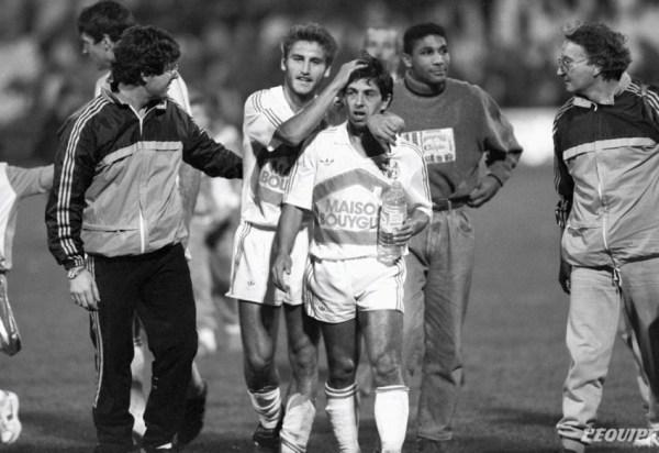 Football Ligue 1 Galtier le joueur