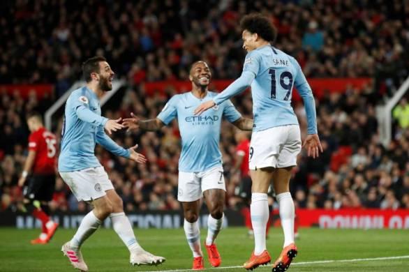 City prend un point d'avance en tête de la Premier League. (R)  euters
