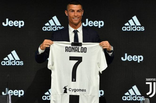 Discover Cristiano Ronaldo's first goal with Juventus Turin (VIDEO)