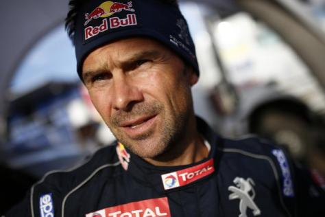 Rallye raid - DESPRES Cyril (FRA) - Cyril Despres a remporté un deuxième Silk Way d'affilée. (Reuters)