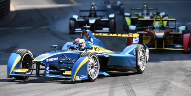 La Formule E adopte la superpole. (Thierry Gromik) (L'Equipe)