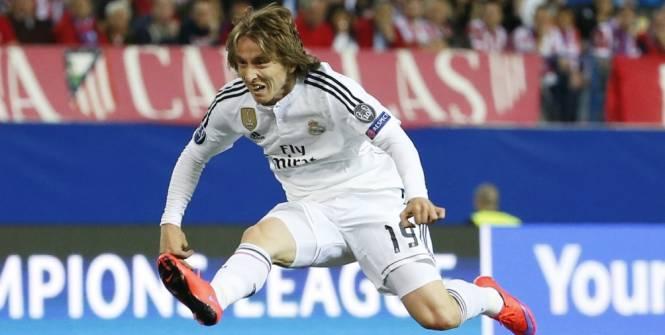Modric pourrait ne pas rejouer cette saison. (Reuters)