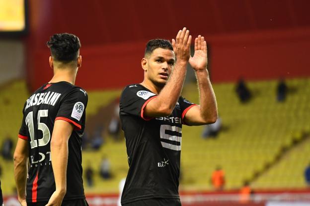 Football - Football - Hatem Ben Arfa will have to shine in Ukraine. (F. Porcu / The Team)