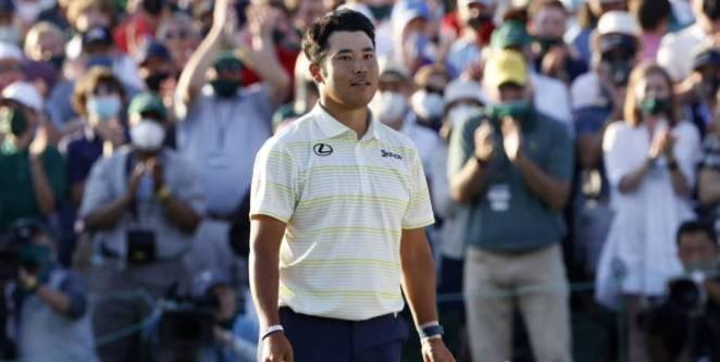 Hideki Matsuyama remporte le 85e Masters