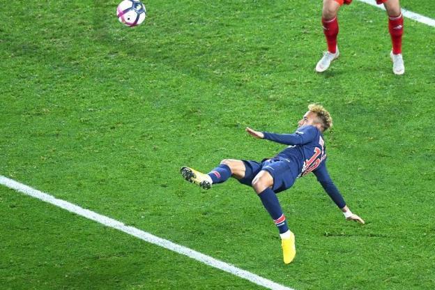 Football - Football - The PSG star costs around 55 million euros per PSG each season. (The team)