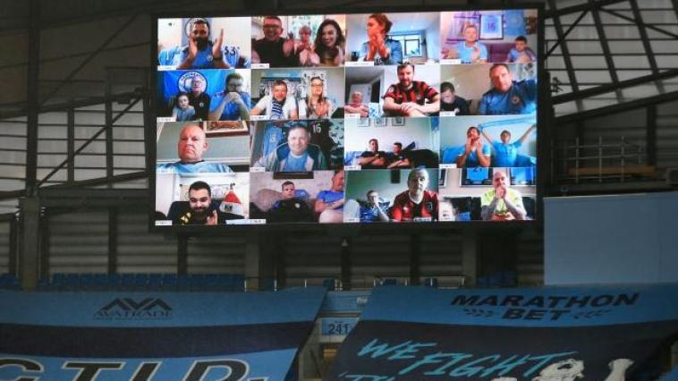 Les supporters anglais qui assisteront à la finale de Ligue des champions confinés dans une bulle le jour du match