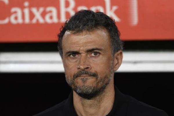 Luis Enrique (Espagne) : «J'ai été génial à la mi-temps ...