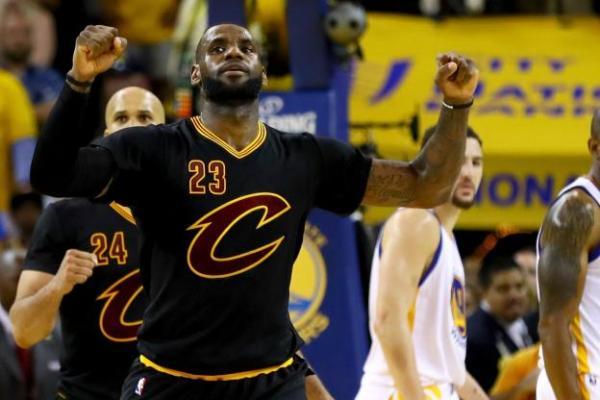 Basket - NBA - Les Cleveland Cavaliers s'imposent chez les ...