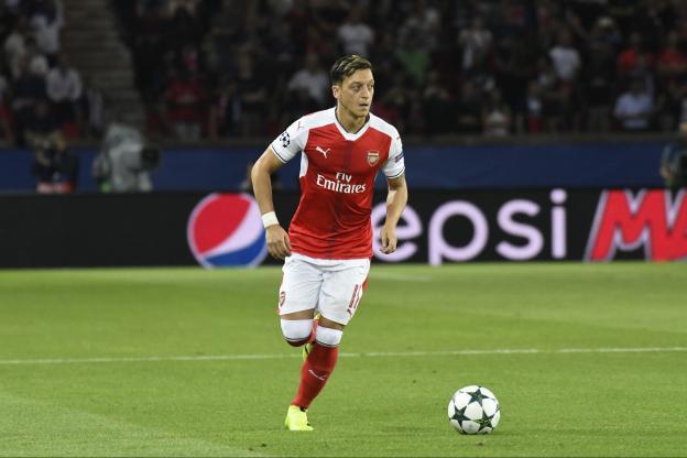 Football - Championnat d'Angleterre - Mesut Özil va-t-il prolonger son bail avec Arsenal ? (B. Papon/L'Equipe)
