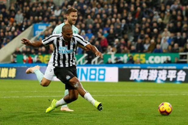 Football - Football - Rondon scored twice against Bournemouth. (AA)