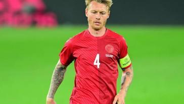 Simon Kjær, avantDanemark-Belgique: «Nous entrerons sur le terrain avec Eriksen dans nos coeurs»
