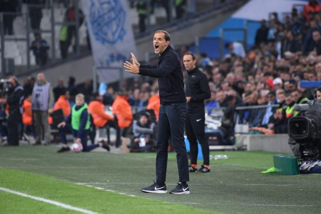 Football - Ligue 1 - Thomas Tuchel has finally met all the coaches of the training center. (A.Reau / The Team)