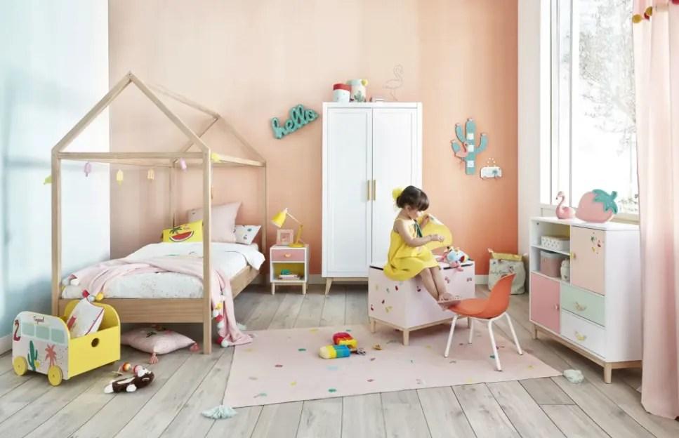 Siamo rivenditori della marca di camerette per bambini giessegi. Camerette Per Bambini E Ragazzi Idee Per Arredarle Maisons Du Monde