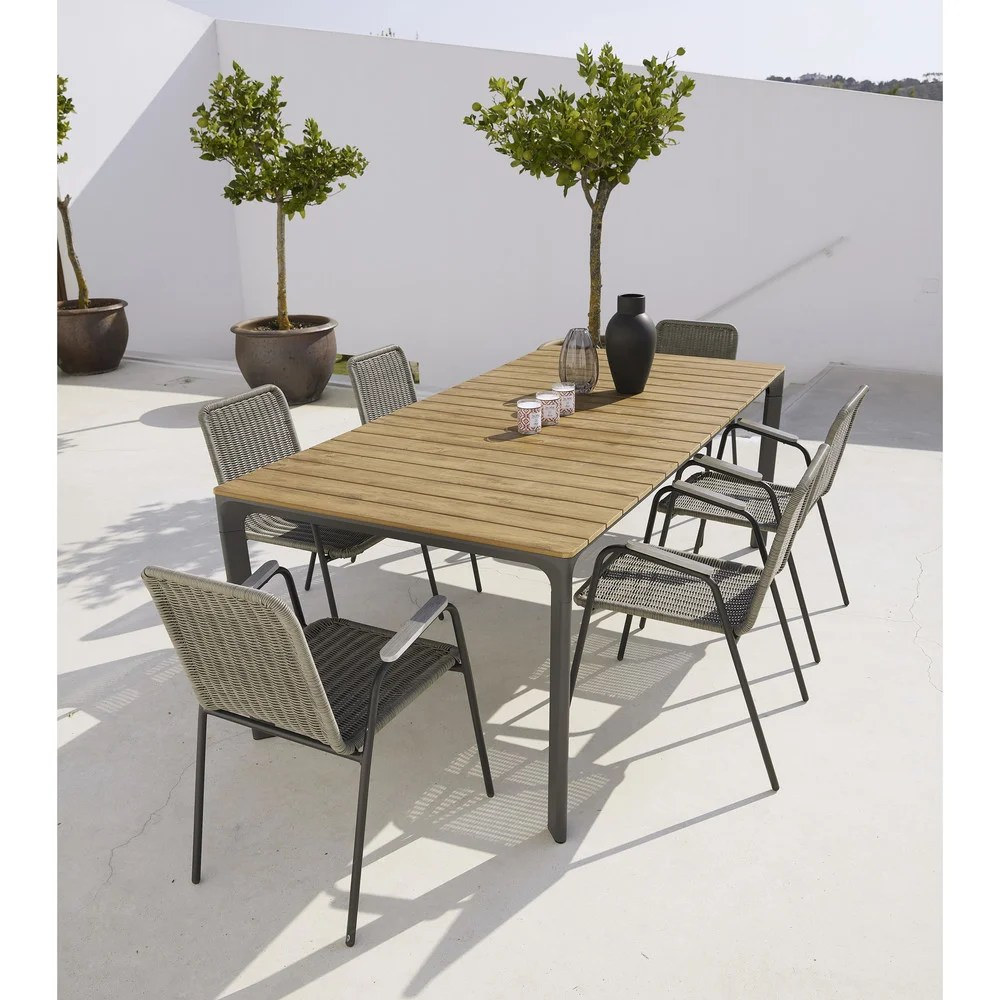 Table De Jardin Pliante 6 Personnes - Novocom.top