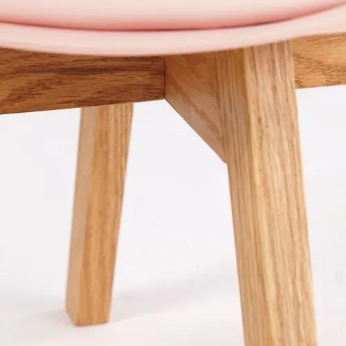 chaise style scandinave enfant rose et chene maisons du monde