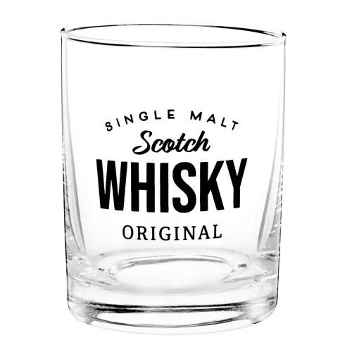 coffret whisky en pin 2 verres et carafe maisons du monde