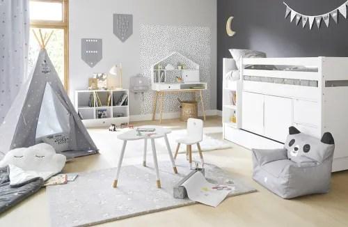 Dai un'occhiata ai nostri mobili e oggetti decorativi e fai i pieno. Letto A Soppalco Bianco 90x190 Cm Dreams Maisons Du Monde