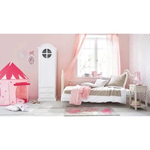 Dai un'occhiata ai nostri mobili e oggetti decorativi e fai i pieno. Letto Per Bambini Color Avorio In Metallo 90x190 Cm Juliette Maisons Du Monde