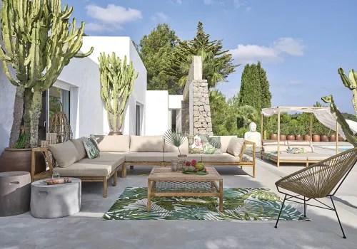 Scopri le collezioni di divani e poltrone firmate maisons du monde. Poltrona Da Giardino Rotonda In Resina Effetto Rattan Copacabana Maisons Du Monde