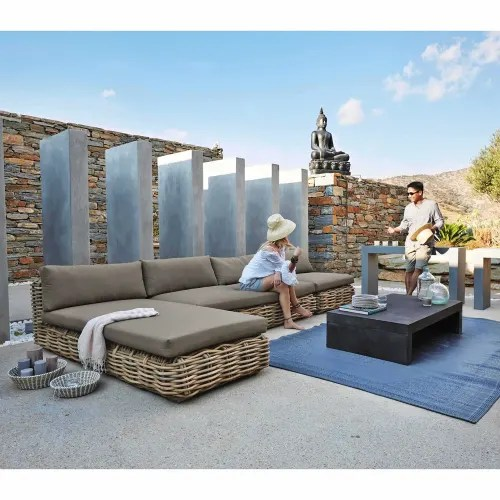 Take your pick from our furniture and accessories and be inspired! Poltrona In Rattan St Tropez Maisons Du Monde