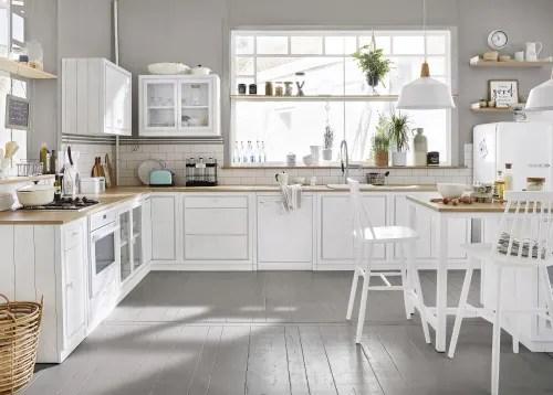 Angolo cucina con maison du monde. Scaffale Da Parete Da Cucina Bianco Embrun Maisons Du Monde