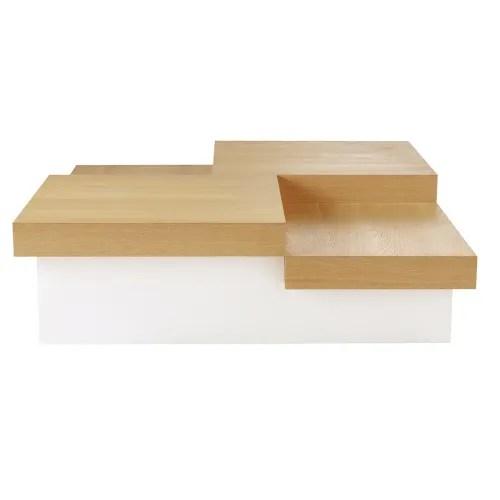 square coffee table maisons du monde