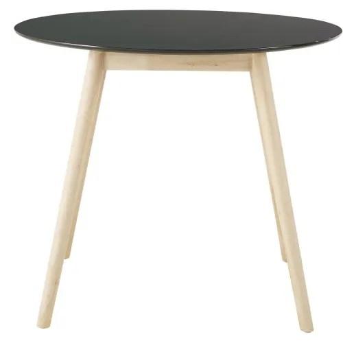 table a manger ronde 4 personnes maisons du monde
