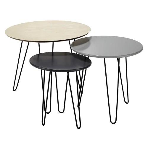 tables gigognes maisons du monde