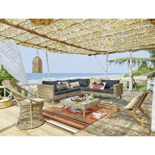 tapis d exterieur motifs graphiques 160x230 maisons du monde
