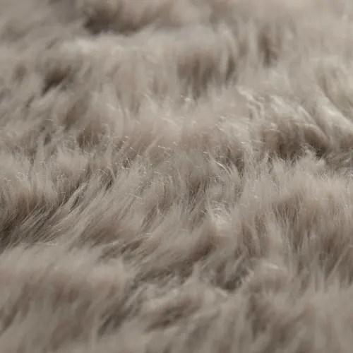 teppich aus schaffell beige 110x180 maisons du monde