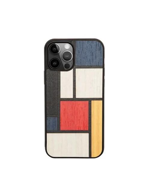 tableau coque en bois pour iphone 12 mini maisons du monde