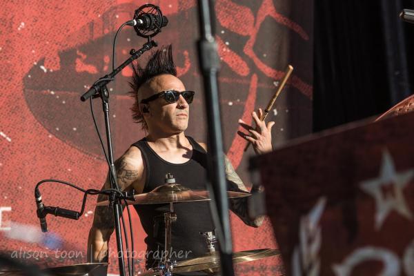ALISON TOON | PHOTOGRAPHER | Roy Mayorga, drums, Stone Sour