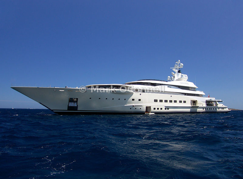 Mark OConnell Photography Motor Yacht Pelorus