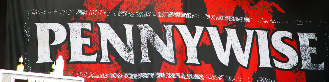 Image result for pennywise banner