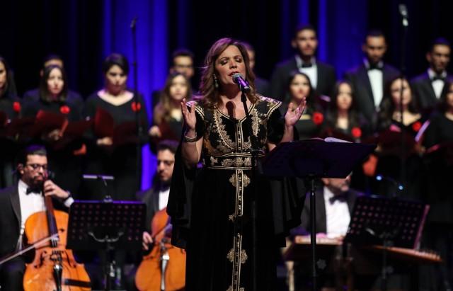 الفرقة الوطنية للموسيقى تقدم عرض لحن الثورة في مدينة الثقافة