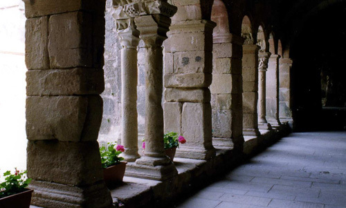 abbaye joncels GR653 via tolosana