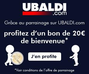 Parrainage UBALDI.com
