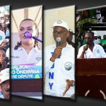 Législatives et locales 2018: Le Parti Démocratique Gabonais démarre fort