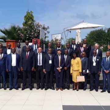 La DGI, le FMI, AFRITAC et les pays de la CEEAC discutent TVA à Libreville