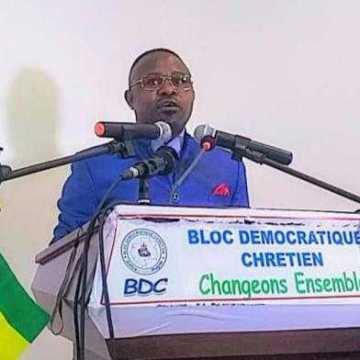 """Etat de santé d'Ali Bongo: Mavioga appelle au """"respect de la dignité et de nos valeurs""""."""