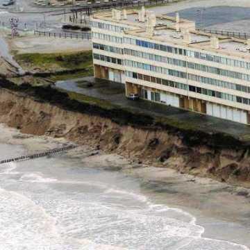 Le Gabon fortement menacé par la montée des eaux !