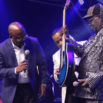 Musique : L'hommage à Hilarion Nguema