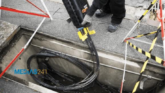 Fibre optique : Bientôt l'exploitation du réseau d'interconnexion entre  le Gabon et le Congo